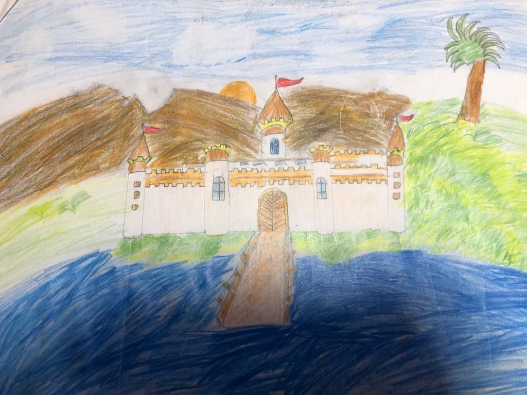 Artwork by Mohammed Mostafa