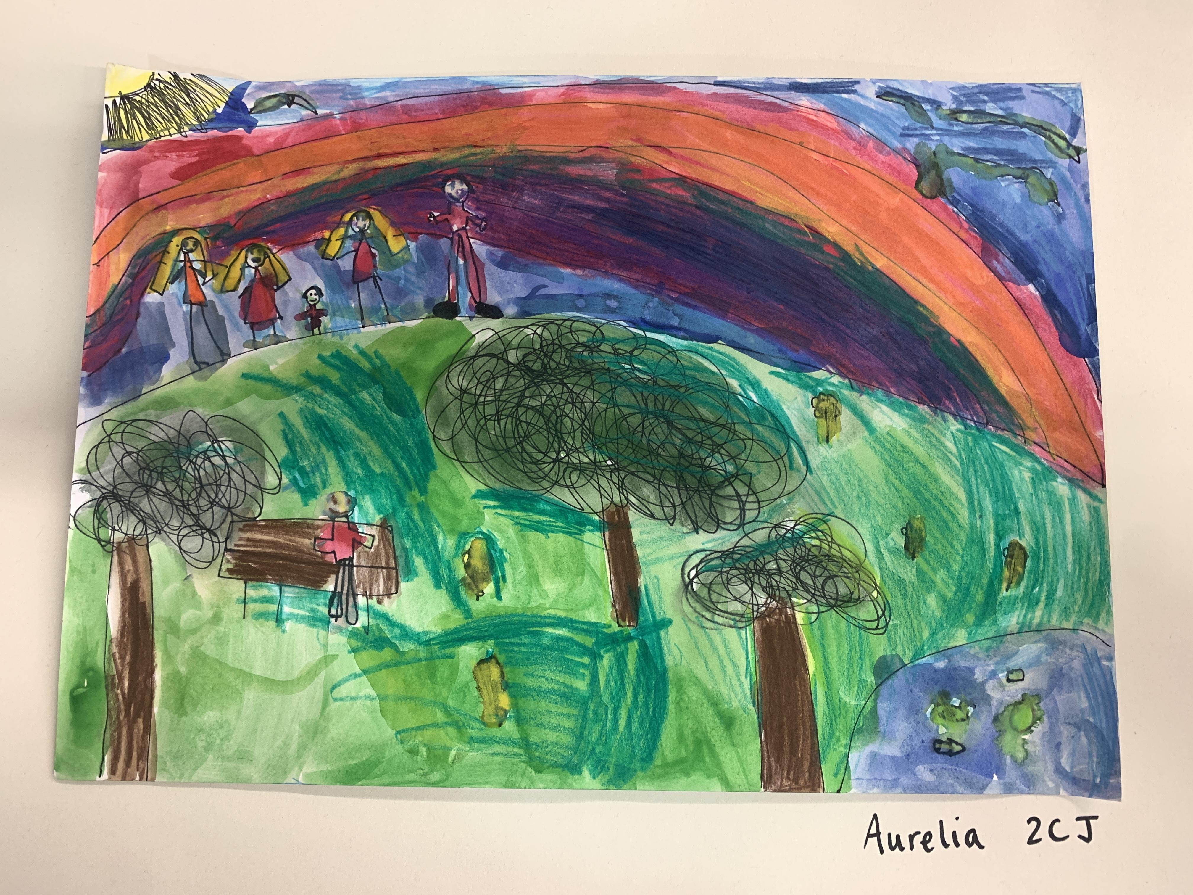 Park life by Aurelia