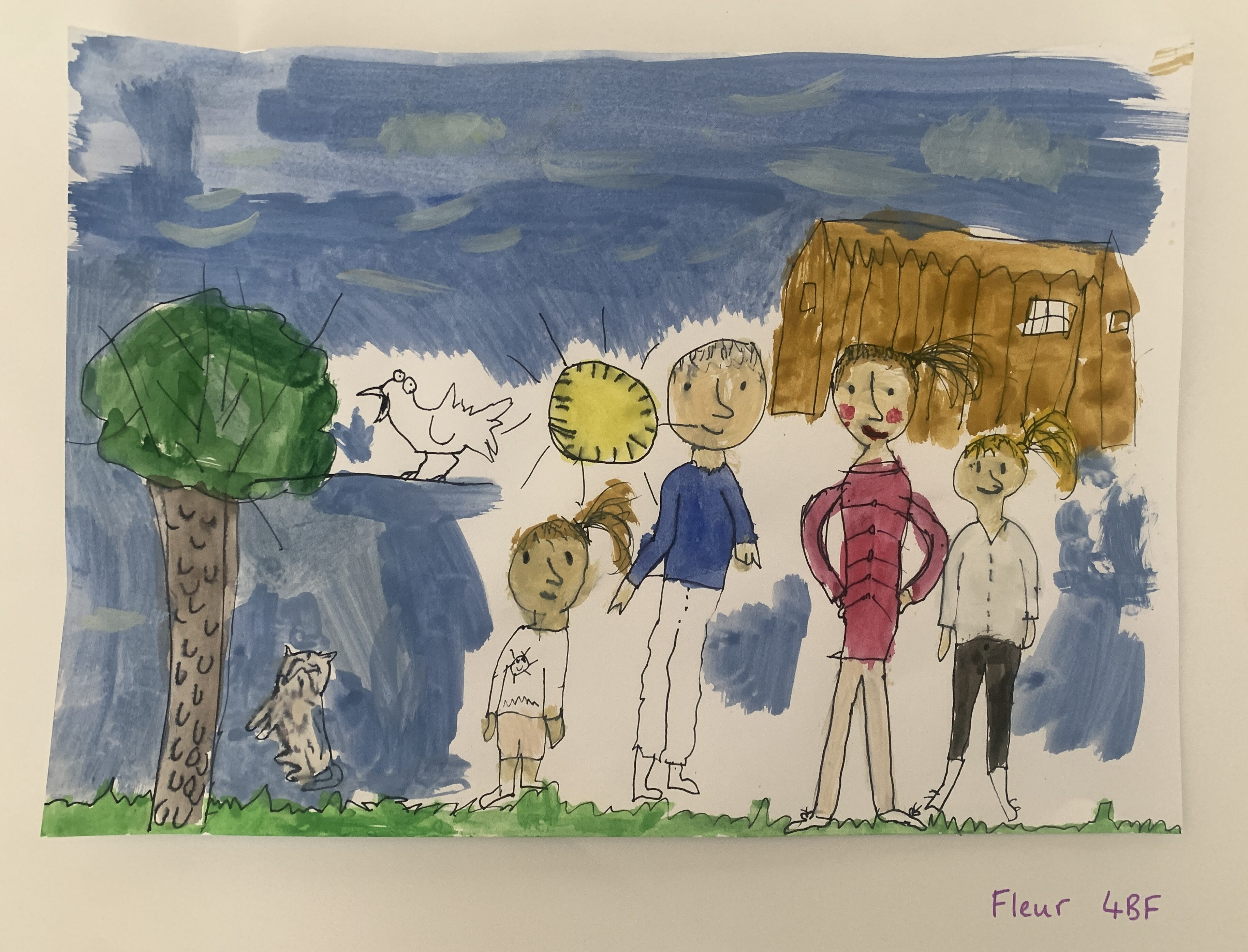 The Great Outdoors by Fleur