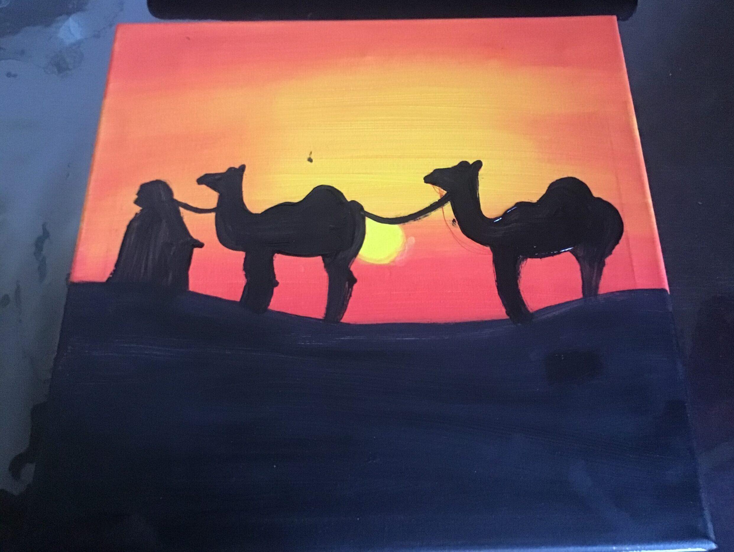 Artwork by Sahla Shemil