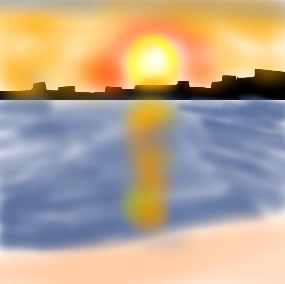 Mamzar Beach by Janic Lisha A. Del Rosario