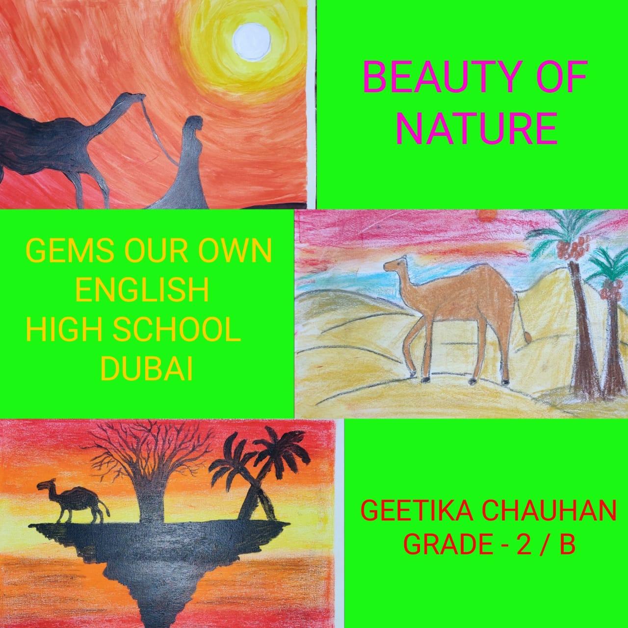 Favorite Places in UAE by Geetika Singh Chauhan