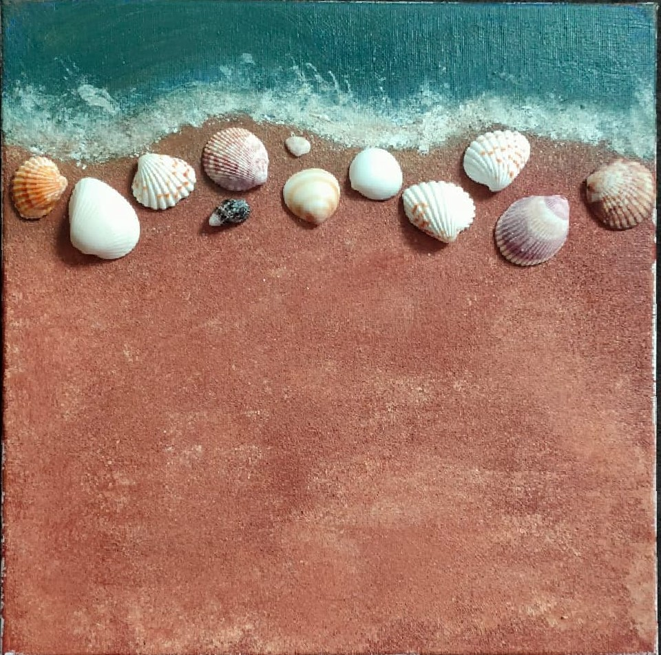 Waves by Niharika Sangeethkrishnan