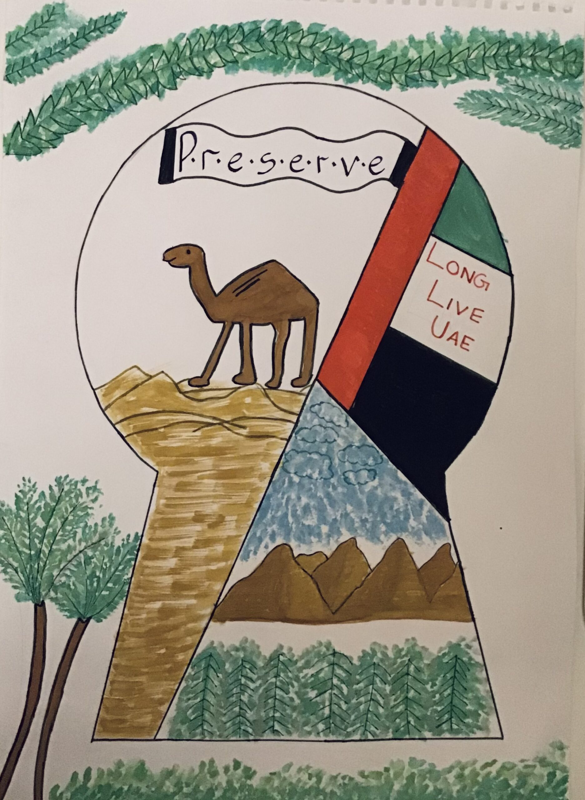 Preserve it all by Abigail
