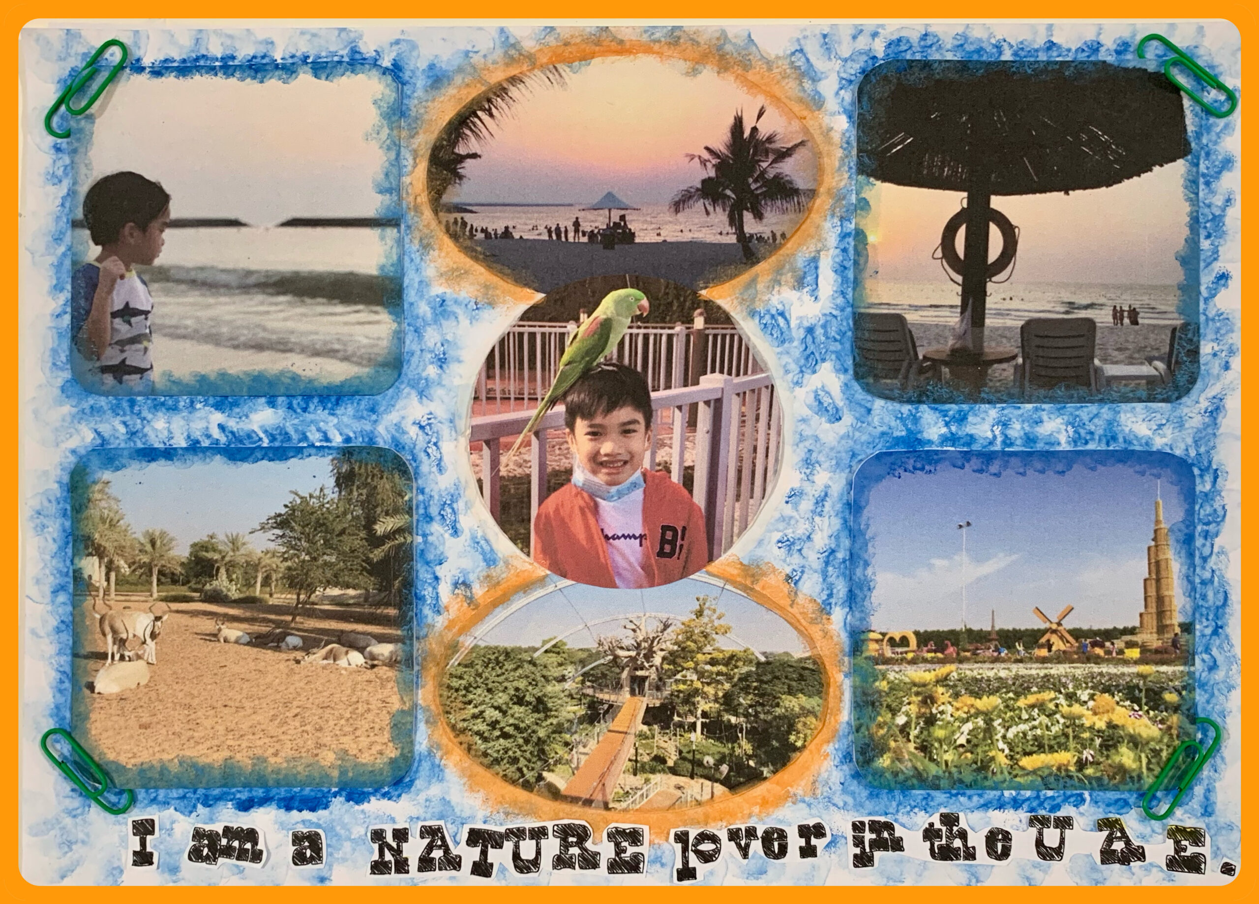 I am a Nature Lover by Cyrus Anschel A. Biares