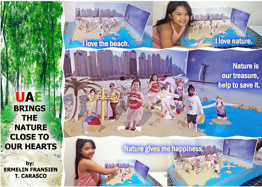 UAE Brings the Nature Close to Our Hearts by Ermelin Fransien Carasco