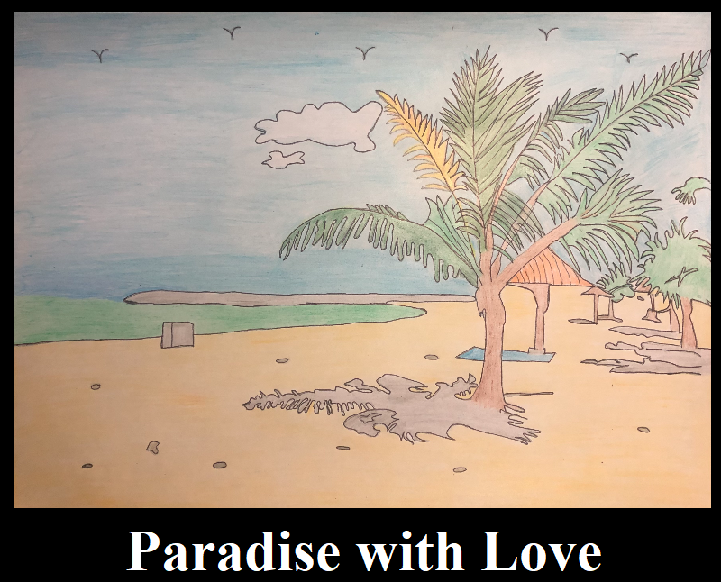 Paradise With Love by Leoj Neela Mallillin
