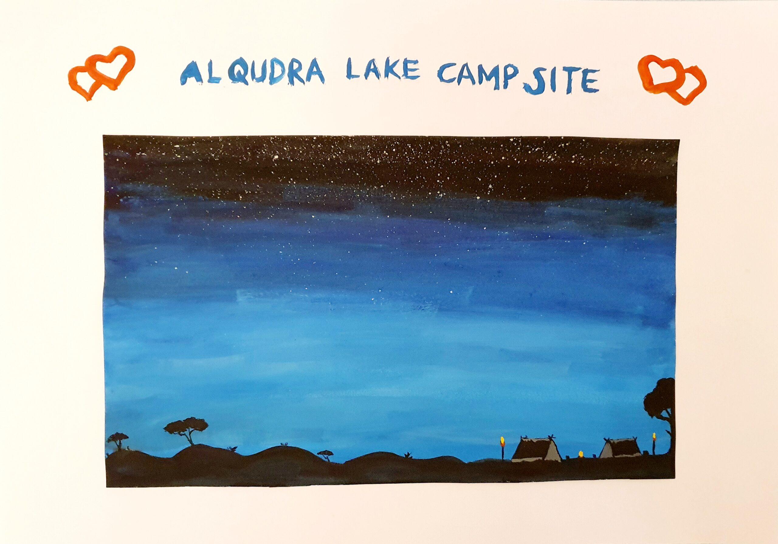 Al Qudra Lake Campsite by Myel Nicholas Heinrich M. Tolentino