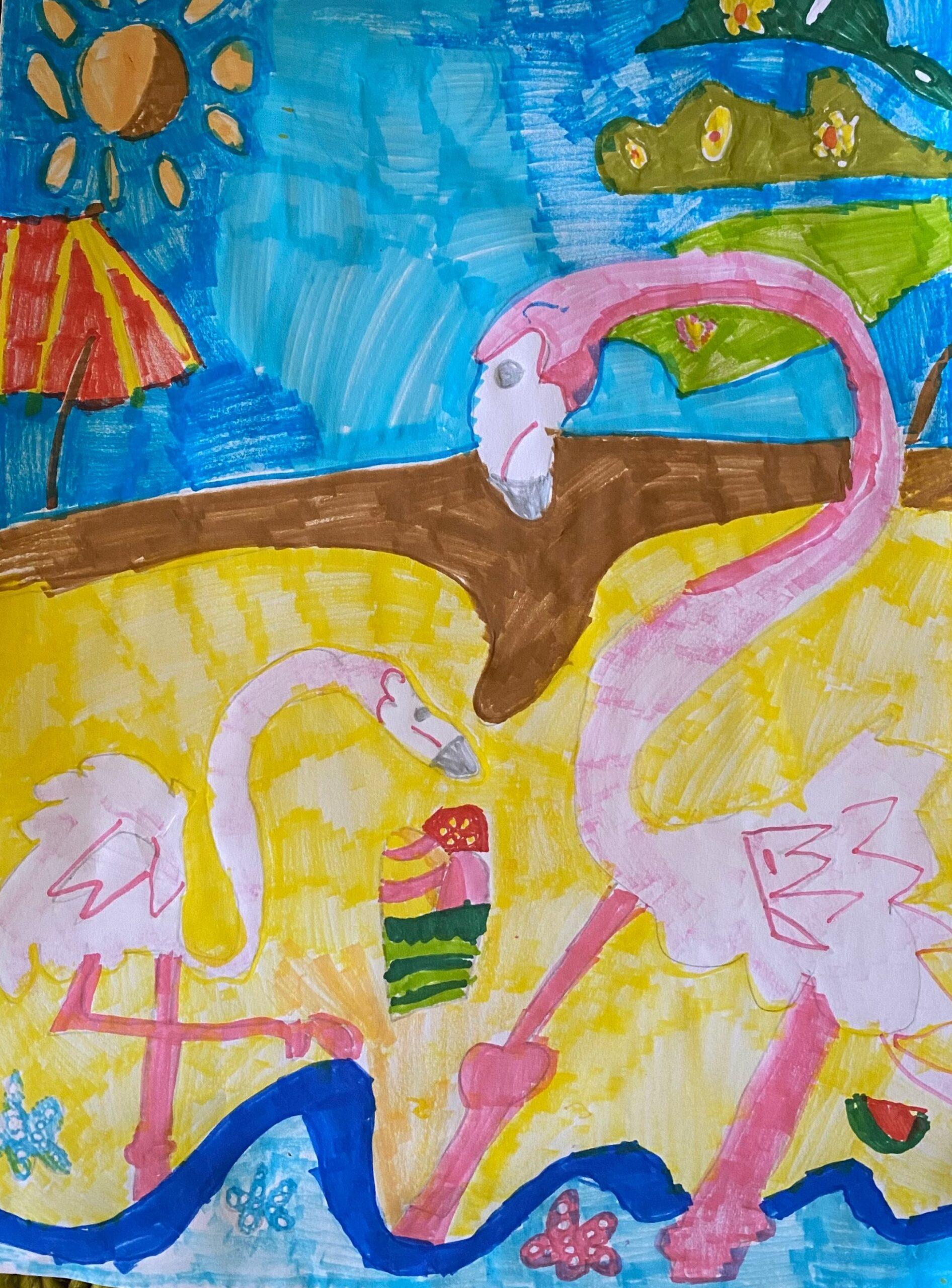 Ras Al Khor Sanctuary by Kylie Reese E. Monteser