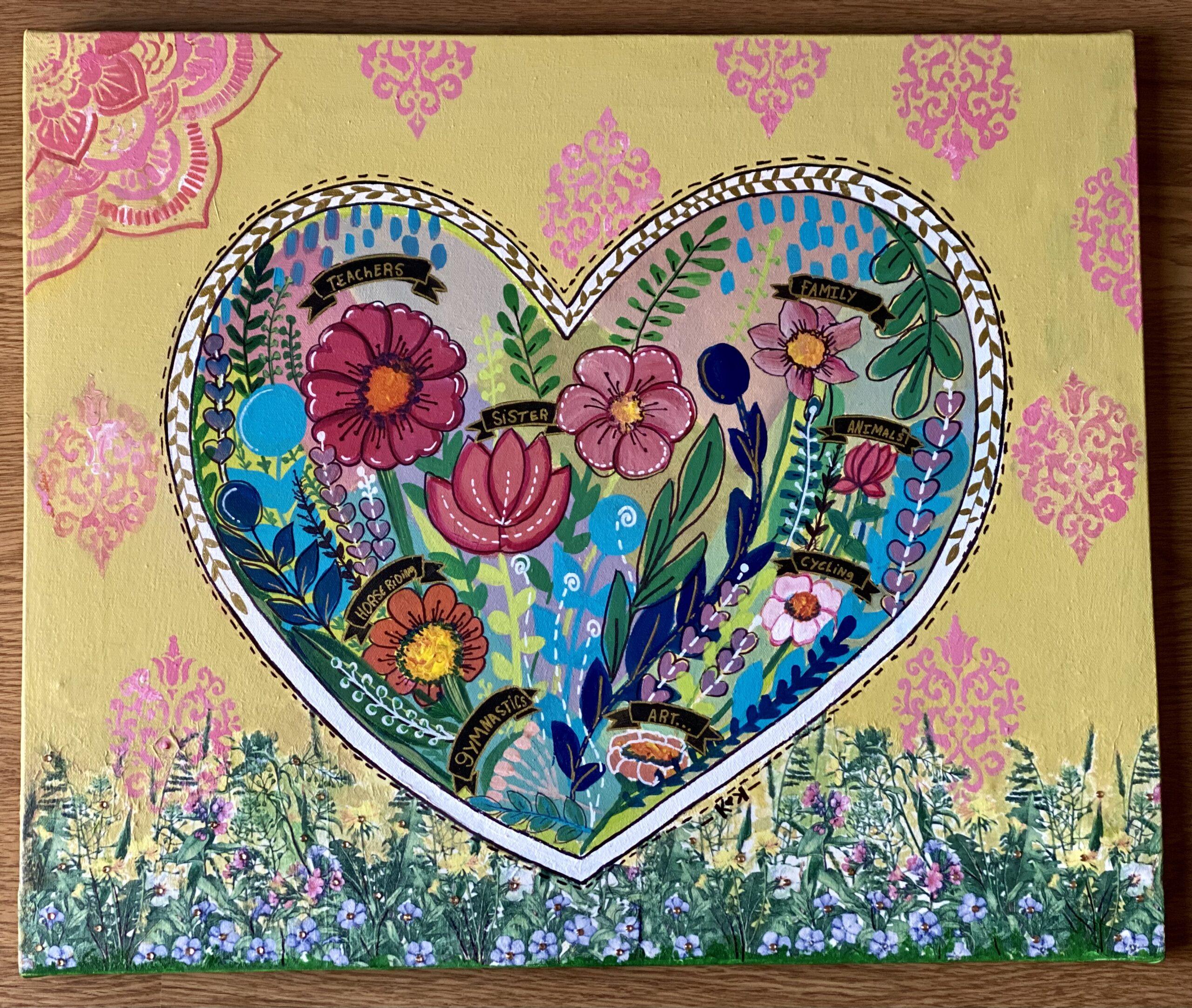 Grow Love by Kiaara Kumar