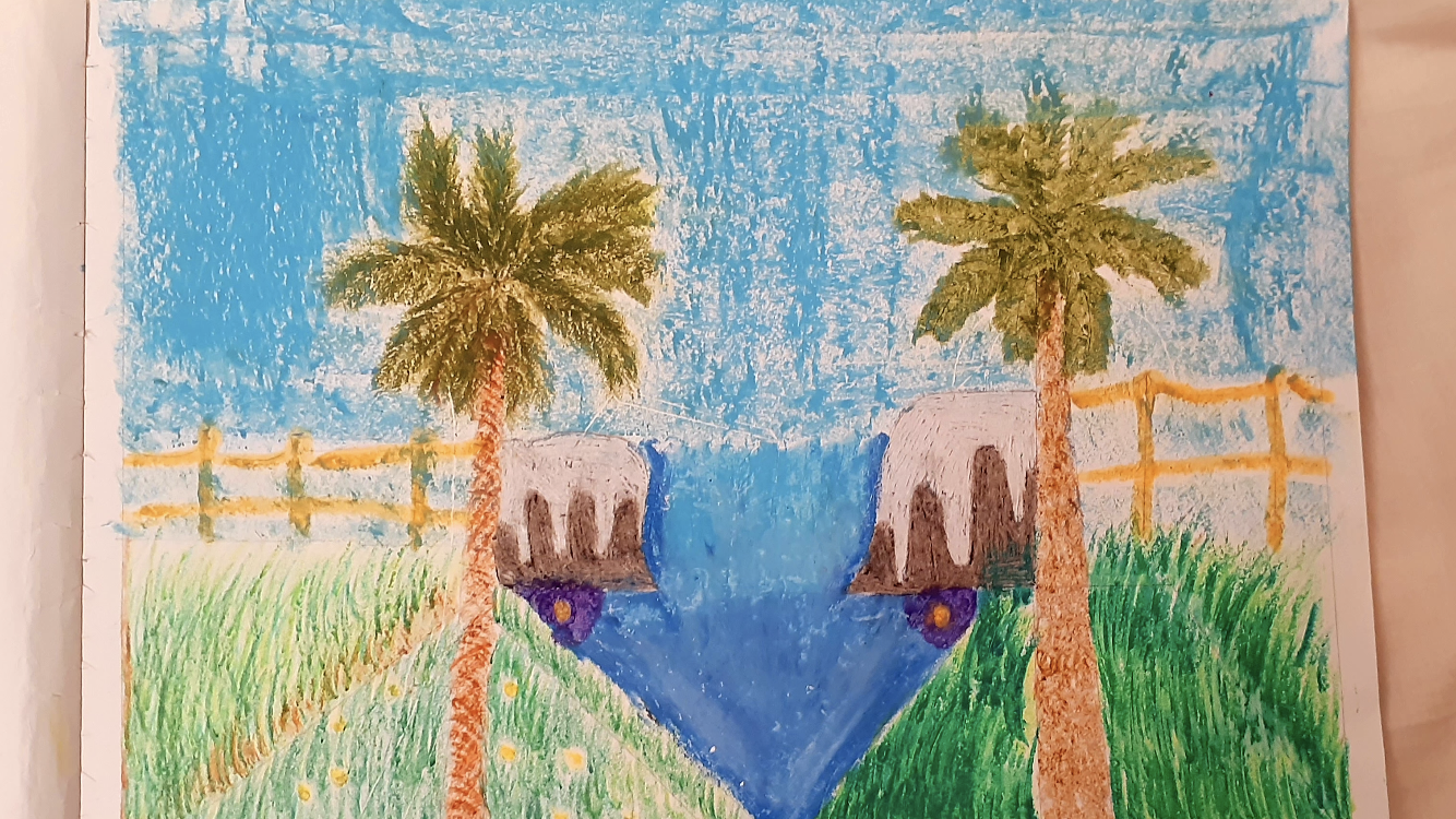 Al Muteena Park by Agna Ann Ginsho