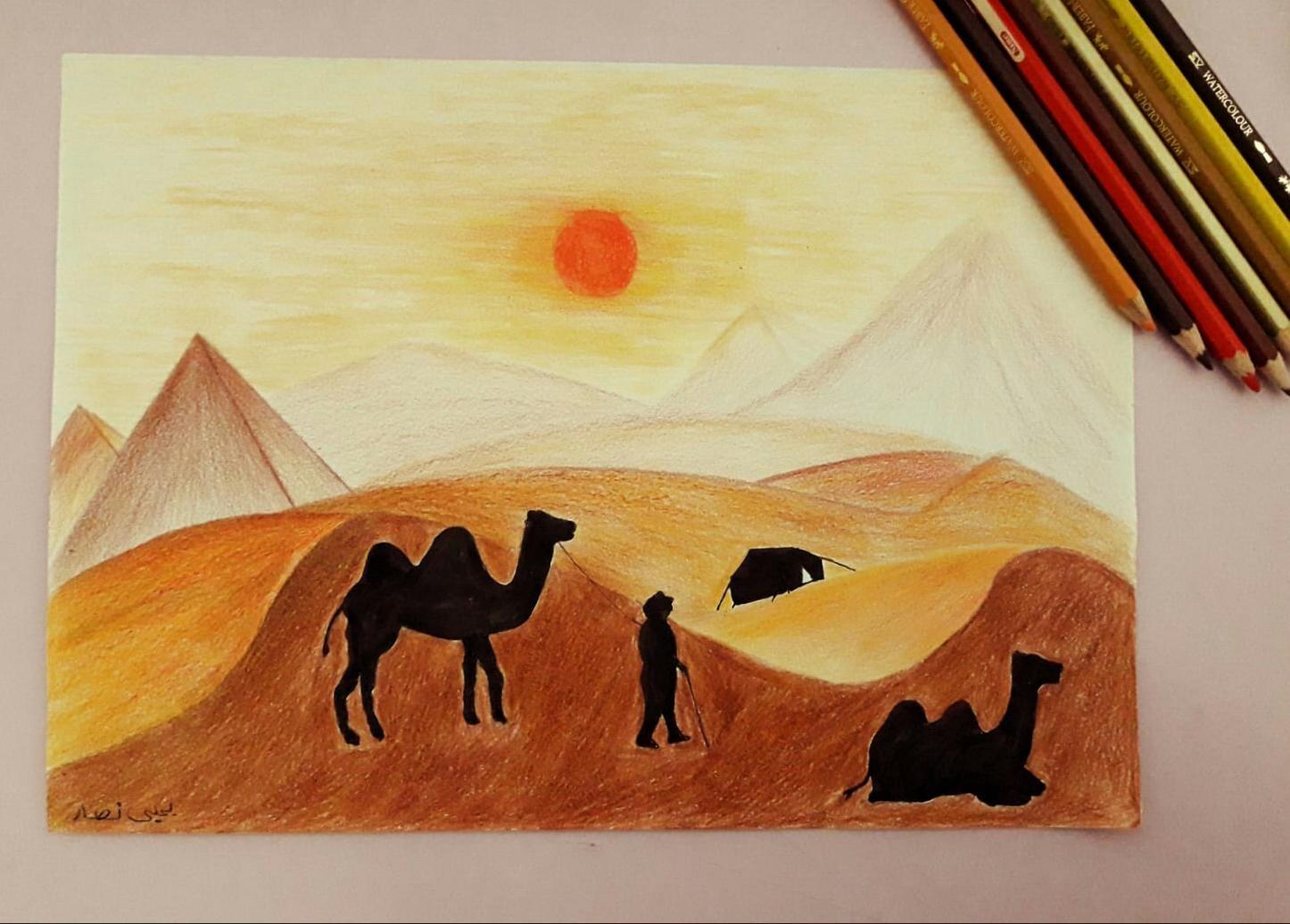Wildlife in the Emirates by Muhammad Yahya Nassar