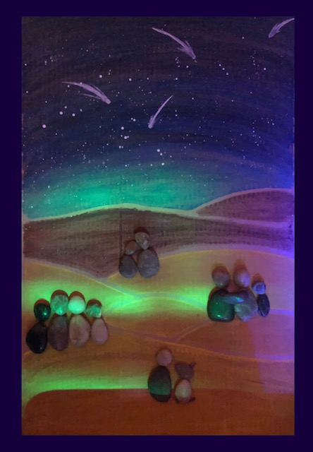 The Night it Rained Diamonds by Avyan Arya
