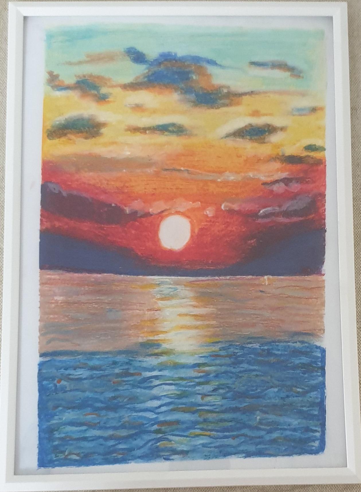 The Sunset of Jumeirah Beach by Resmin Reneesh