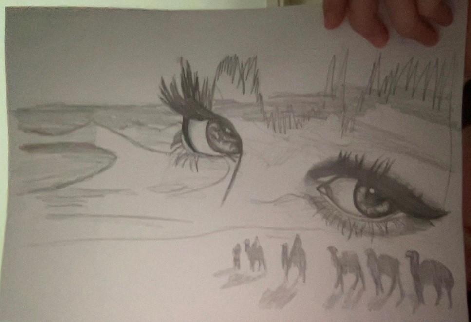 UAE through my eyes by Khkula Jalili