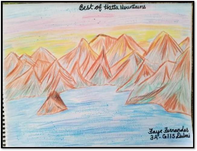 Best of Hatta Mountains by Faye Fernandes