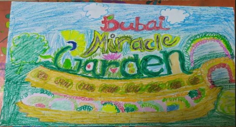 Miracle Garden by Sai Preethi Manasa