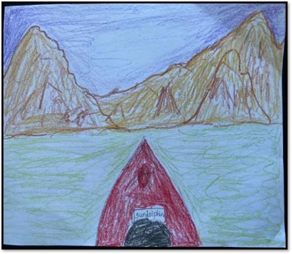 Kayak Hatta by Akansha Santosh