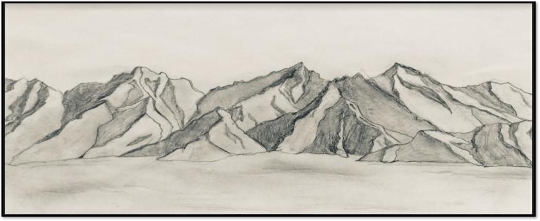 Hatta Mountain by Anna Annex