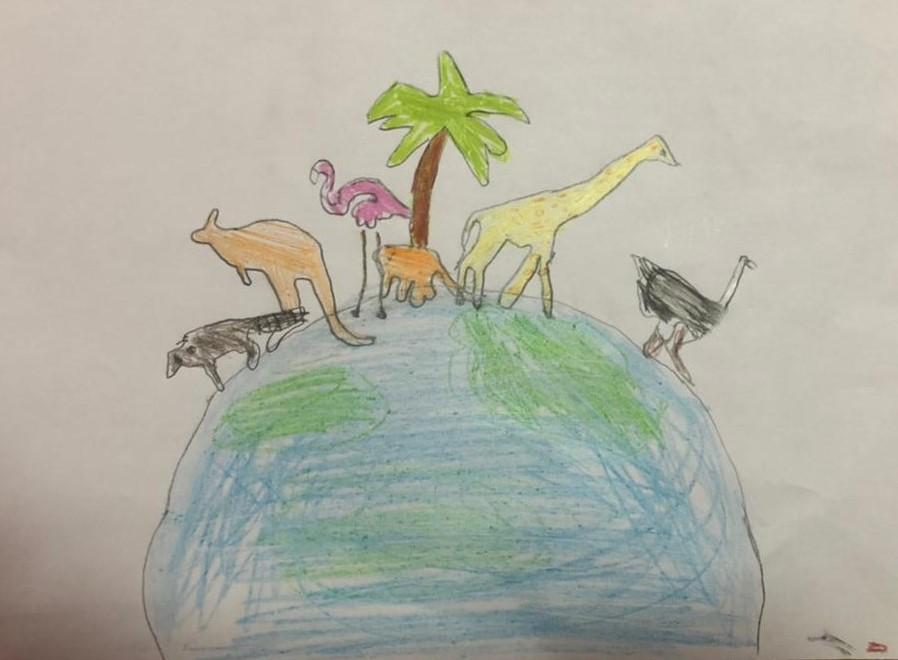 World Wildlife by Maryam Masud