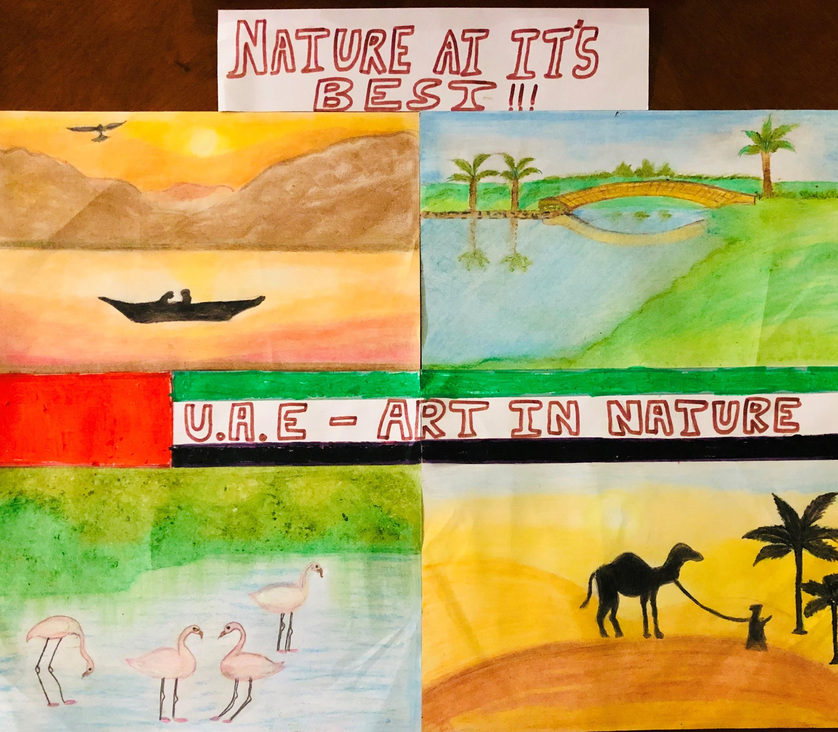 Nature at it's Best!!! by Shanaya Mehta