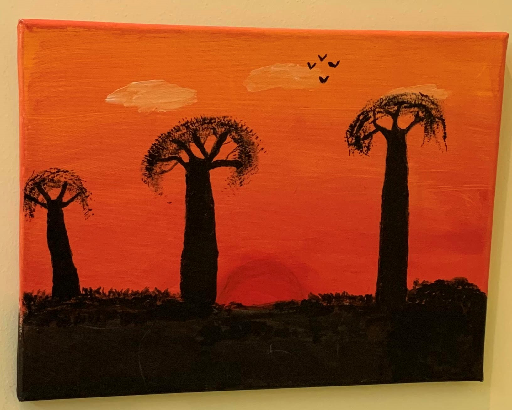An Evening in Madagascar by Mihira Navoor
