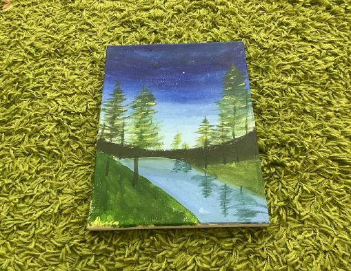Crystal River by Alyssa Louise Beligon