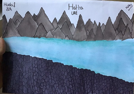 Hatta by Huda Khan