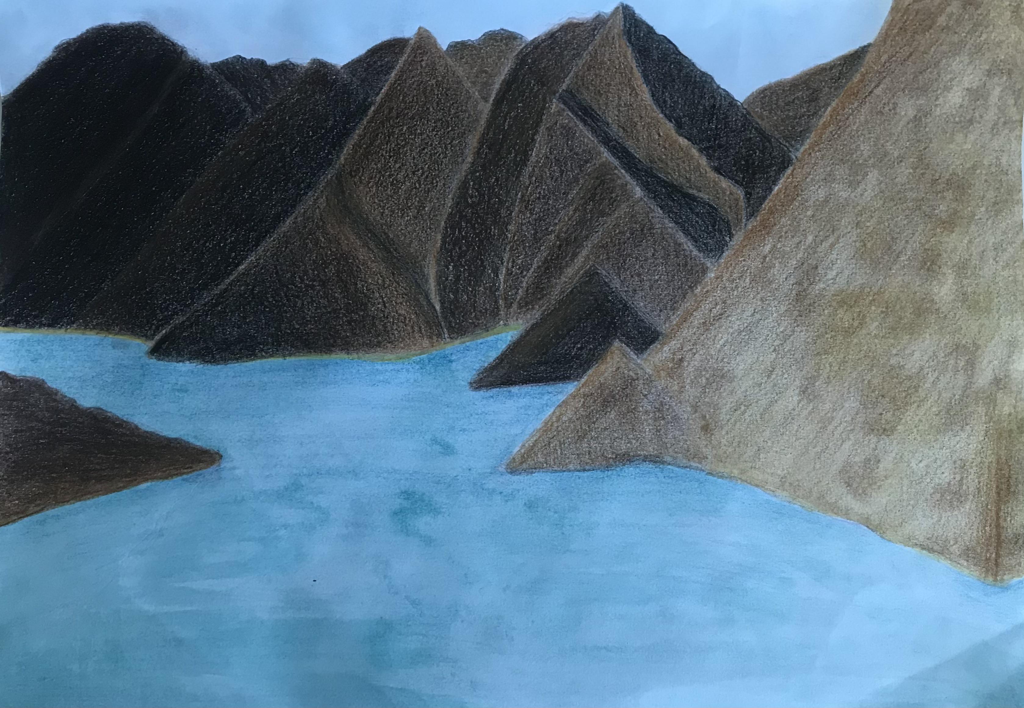 Hatta Dam by Fatema Saifuddin