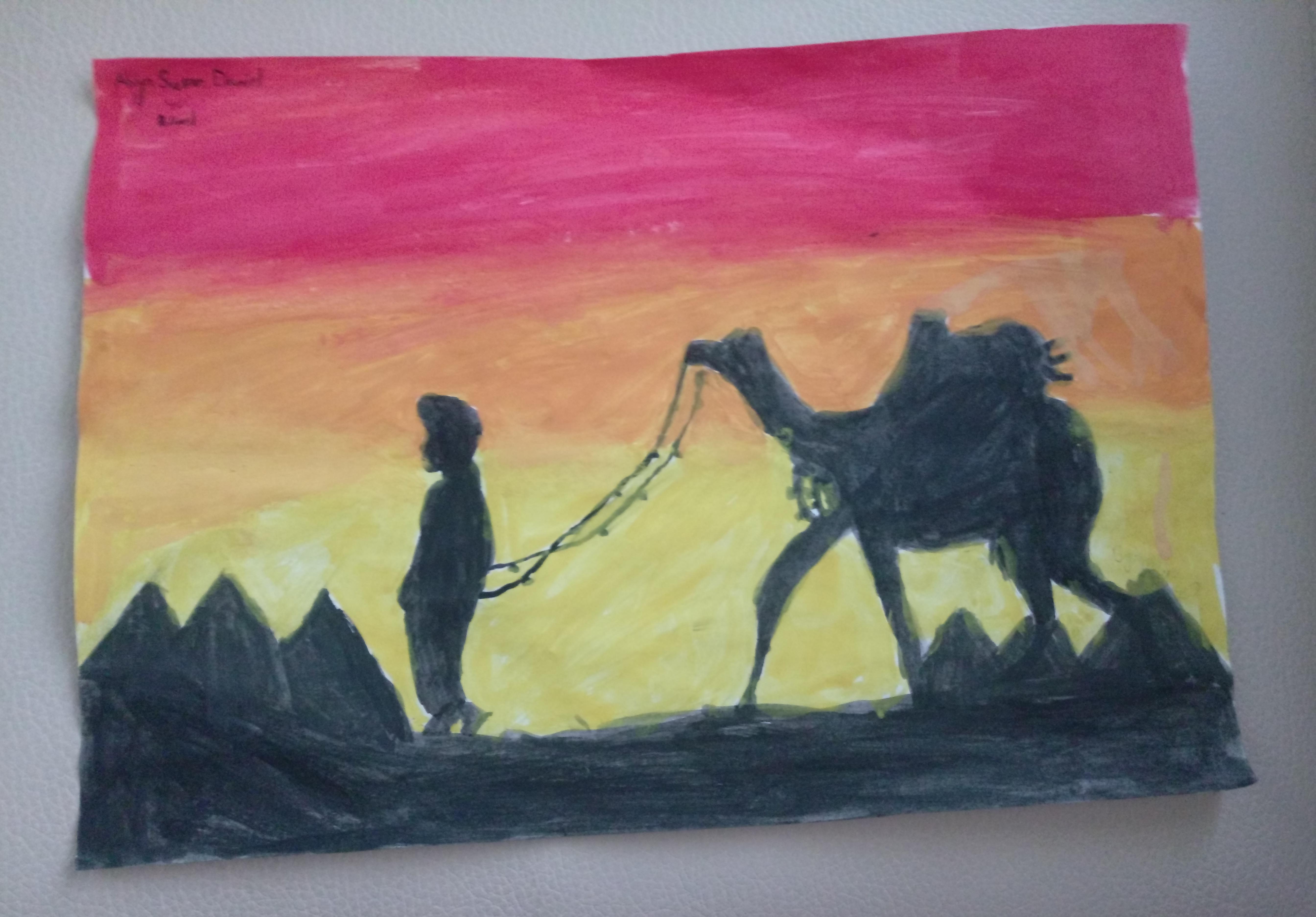 Need to rest by Abiya Susan Daniel
