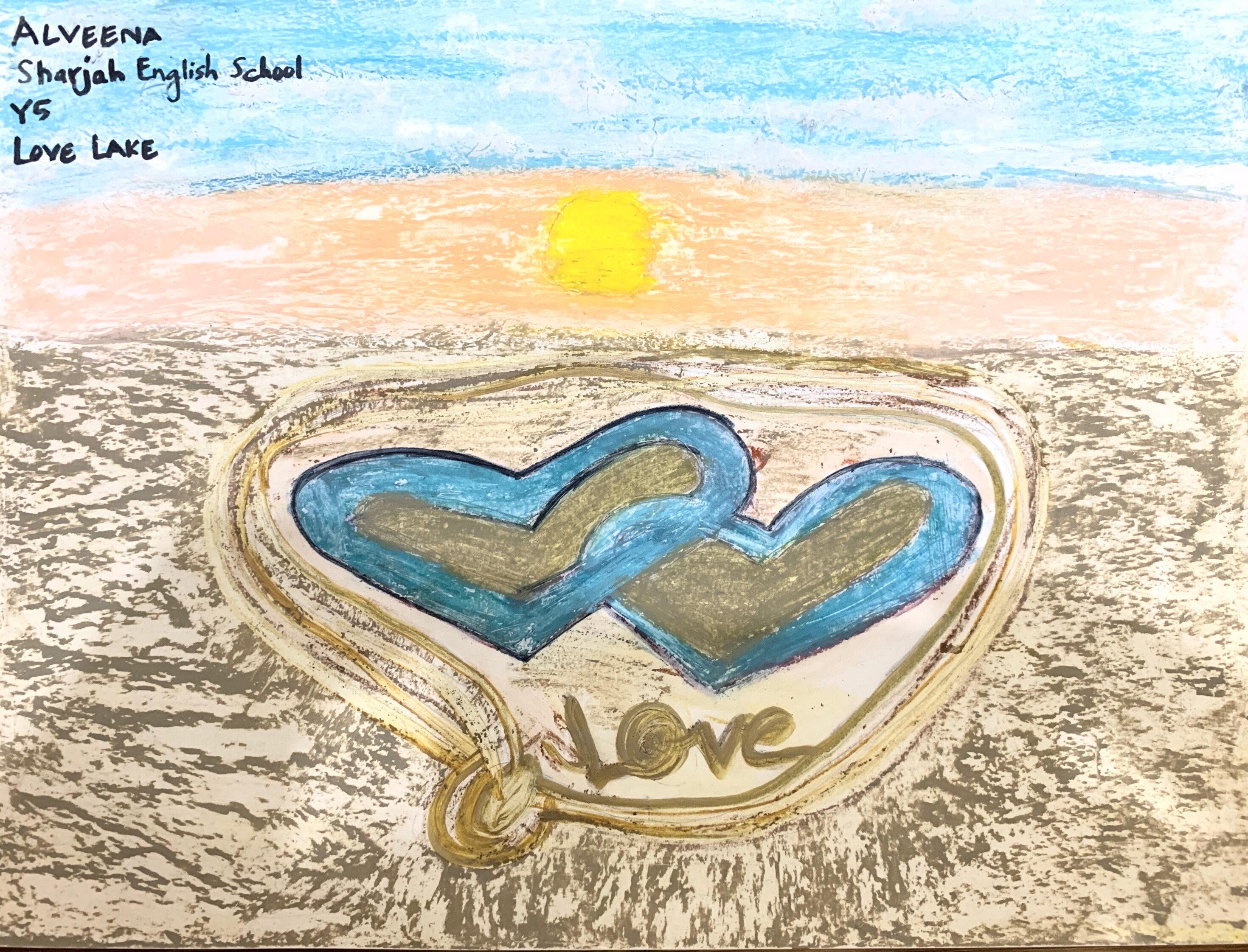 Love Lake by Alveena