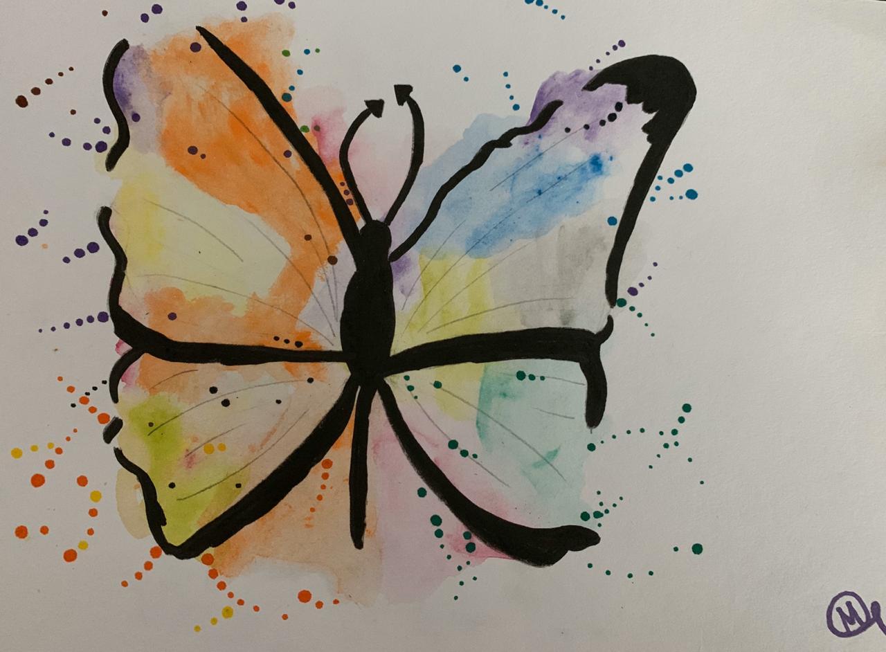 Explore the Colors by Myrah Mehra