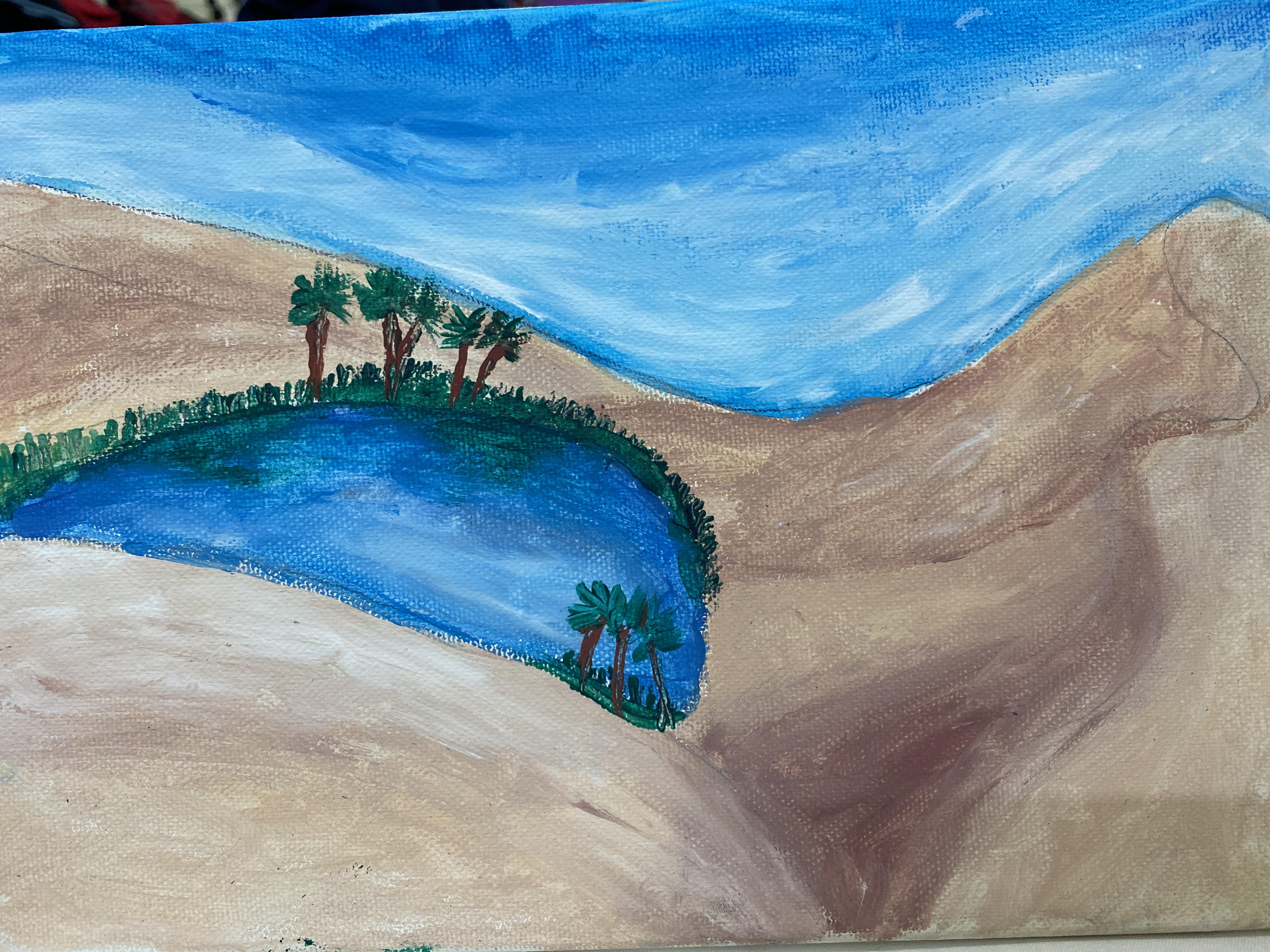 Life in the Oasis by Nidhi Francis